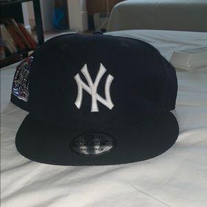 Yankee snapback